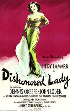 Dishonored Lady