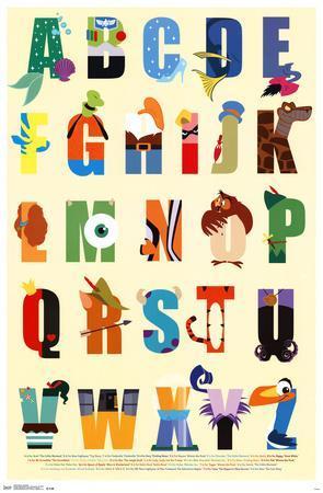 https://imgc.allpostersimages.com/img/posters/disney-alphabet_u-L-F6H0I50.jpg?p=0