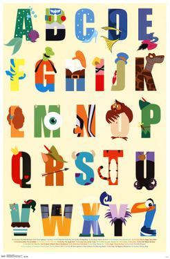 Disney - Alphabet