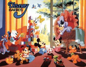 Disney Babies Play Room