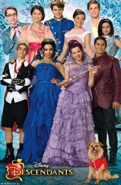 Disney Descendants - Group