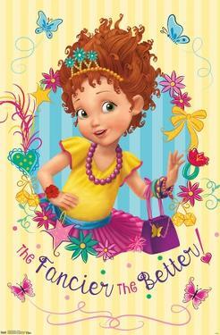 Disney Fancy Nancy - Fancier