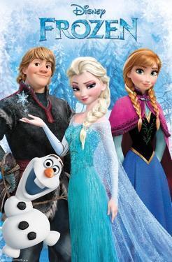Disney Frozen - Group