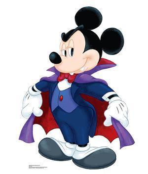 Disney Halloween Mickey Dracula