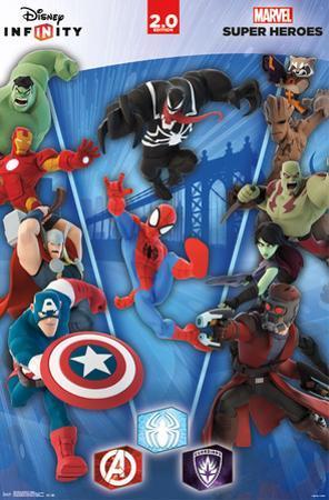 Disney Infinity 2.0 - Collage
