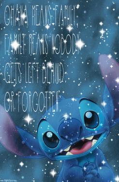 Disney Lilo and Stitch - Ohana