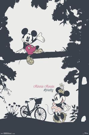 Disney- Minnie Mouse Pretty