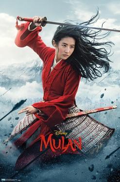 Disney Mulan - One Sheet