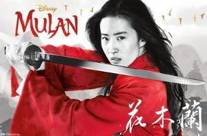 DISNEY MULAN - SWORD