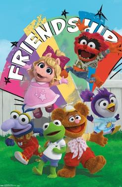 Disney Muppet Babies - Friendship