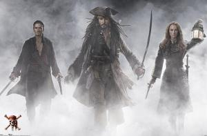 Disney Pirates of the Caribbean: At World's End - Group
