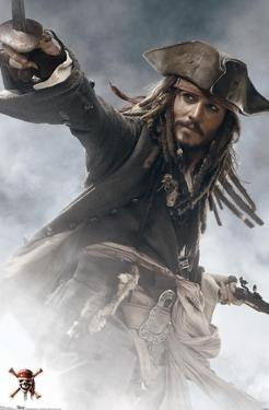 Disney Pirates of the Caribbean: At World's End - Jack Sparrow