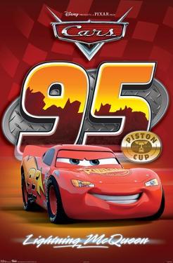 Disney Pixar Cars - Lightning