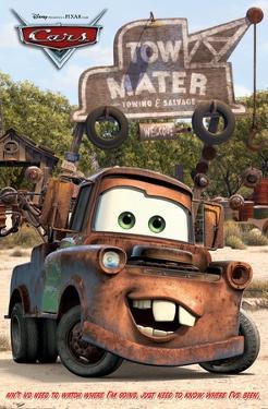 Disney Pixar Cars - Mater