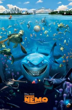 Disney Pixar Finding Nemo - Cast