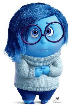 Disney/Pixar's Inside Out - Sadness Lifesize Standup