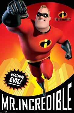 Disney Pixar The Incredibles - Mr. Incredible