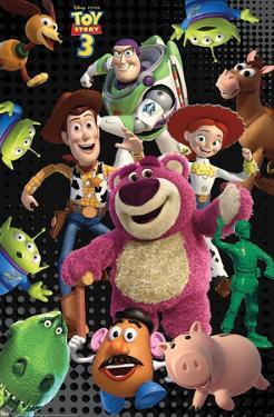 Disney Pixar Toy Story 3 - Grid