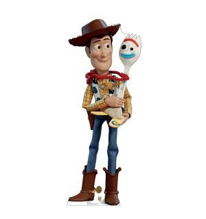 Disney/Pixar Toy Story 4 - Woody & Forky
