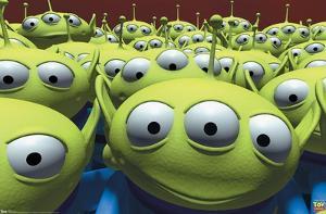 Disney Pixar Toy Story - Aliens