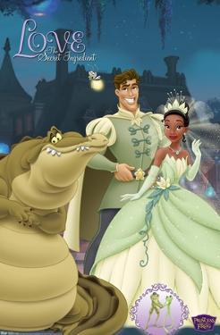 Disney Princess and the Frog - Group