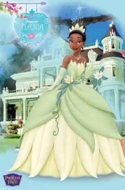 Disney Princess and the Frog - Princess