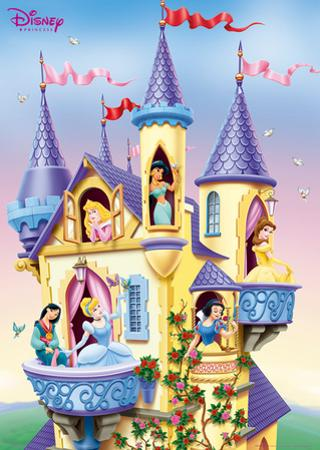 Disney Princess- Castle