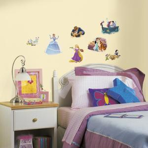 Disney Princess Dream Big Peel and Stick Wall Decals