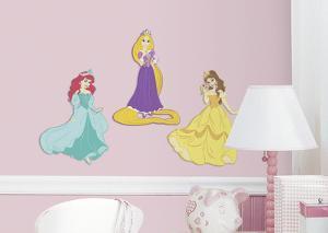Disney Princess Foam Characters