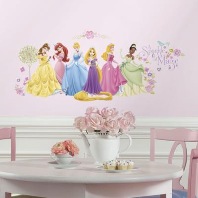 Disney Princess - Glow Within Princess Wall Decals