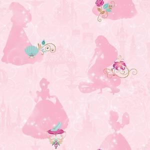 Disney Princess Peel & Stick Wallpaper