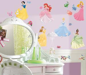 Disney Princess - Princess Peel & Stick Wall Decals