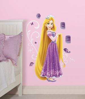 Disney - Princess Rapunzel Peel and Stick Giant Wall Decals