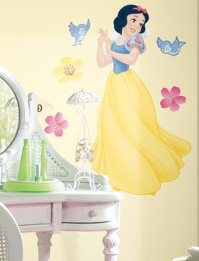 Disney Princess - Snow White Peel & Stick Giant Wall Decal