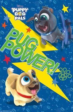 Disney Puppy Dog Pals - Pug Power