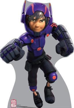 Disney's Big Hero 6 - Hiro Hamada Lifesize Standup