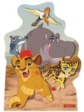 Disney's Lion Guard Friends