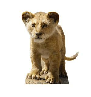 Disney's Lion King Live Action - Young Simba