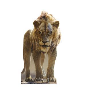 Disney's The Lion King Live Action - Scar