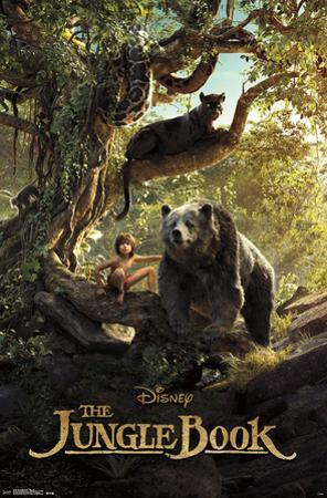 Disney: The Jungle Book- Character Cast