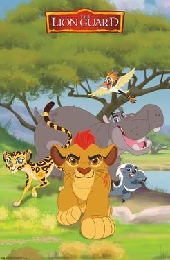 Disney The Lion Guard - Group