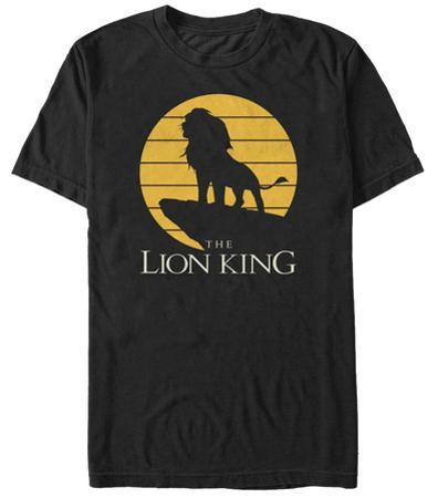 Disney: The Lion King- Simba Pride Rock Silhouette