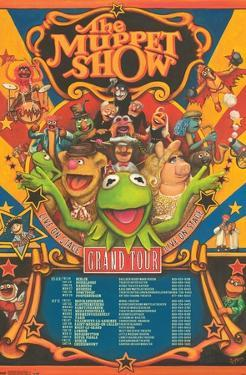 Disney The Muppets: Most Wanted - Grand Tour