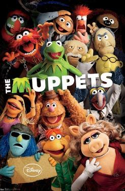 Disney The Muppets - One Sheet