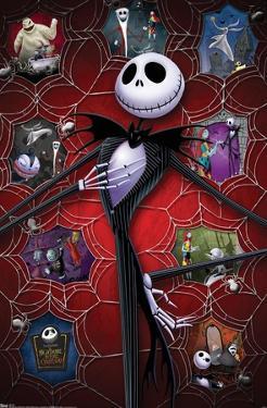 Disney Tim Burton's The Nightmare Before Christmas - Hot