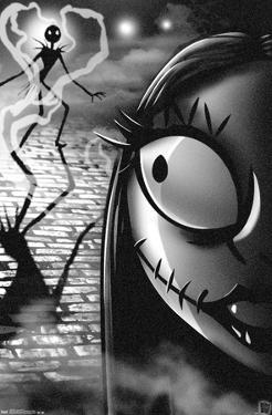 Disney Tim Burton's The Nightmare Before Christmas - Jack And Sally