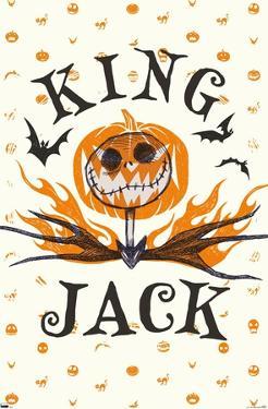 Disney Tim Burton's The Nightmare Before Christmas - King Jack