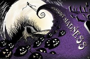 Disney Tim Burton's The Nightmare Before Christmas - Midnight Madness