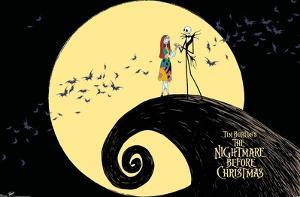 Disney Tim Burton's The Nightmare Before Christmas - Moonlight