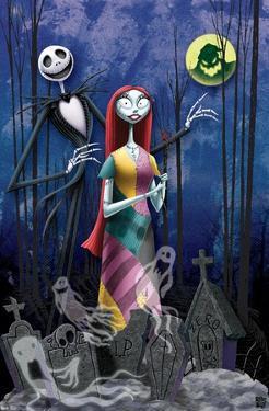 Disney Tim Burton's The Nightmare Before Christmas - Romance